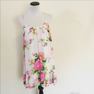 Abercrombie Floral Dress, New w/Tags